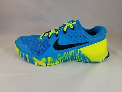 Nike Metcon 2 AMP Women's Cross Trainers 843972 400 size 5