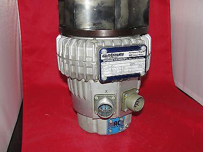 Macs Contraves Permanent Magnet Ac Servo Motor Aca162-2-0-a-b14-cs1tl Se718