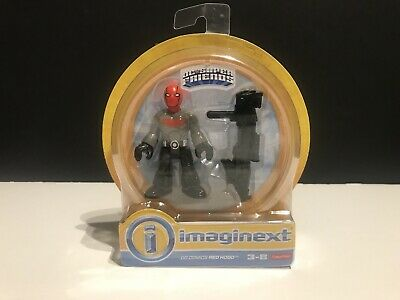 New Rare Fisher-Price Imaginext DC Super Friends RED HOOD Series 1 Blind Bag