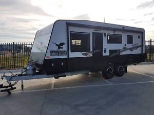 **BRAND NEW* 21FT CONDOR 3 BUNK FAMILY CARAVAN WITH SHOWER TOILET Epping Whittlesea Area Preview