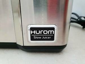 Hurom cold press slow juicer H25 Alpha - excellent condition Sherwood Brisbane South West Preview