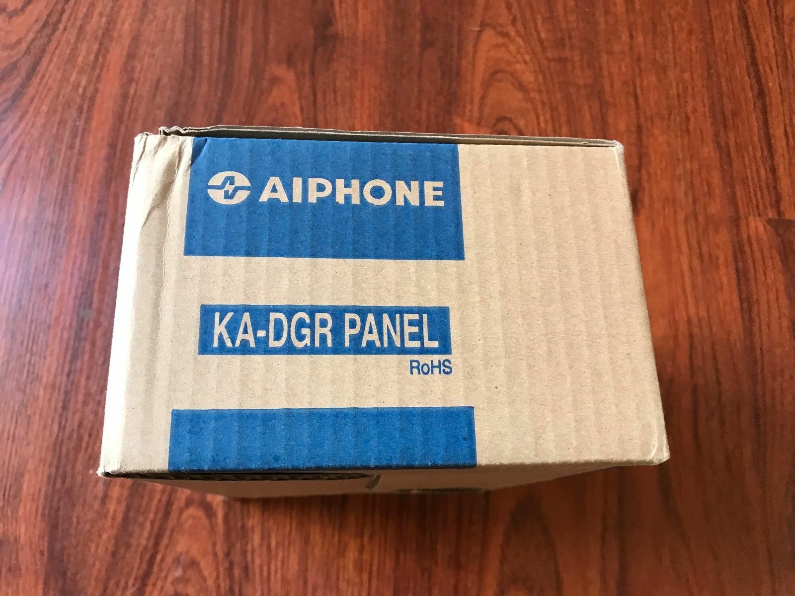 New Aiphone KA-DGR PANEL  Vandal and Weather-Resistant  Stainless Steel Housing