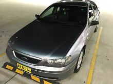 Ford Falcon MKII XT 2005 Mayfield East Newcastle Area Preview