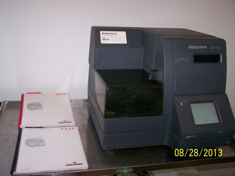 Beckman Coulter Tq-prep Workstation 2428