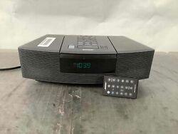 Bose Wave Radio CD Player Alarm Clock AWRC-1G Remote Bundle