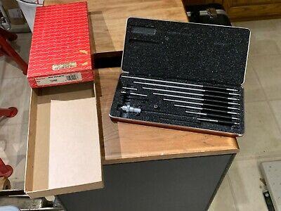 Starrett 1243bz Inside Micrometer Set
