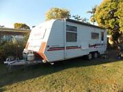 Traveller Semi Off-Road Caravan Maryborough Fraser Coast Preview
