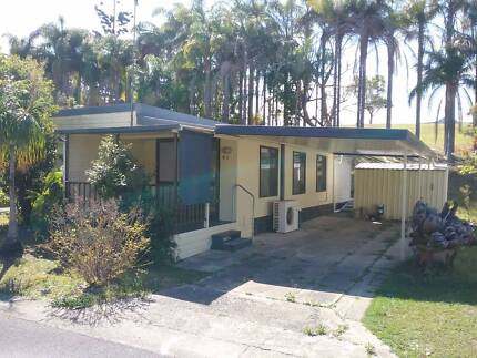 Relocatable two bedroom home