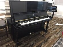 Yamaha U3HPE - Delivered, Tuned, Stool & 10yr warranty Norwood Norwood Area Preview