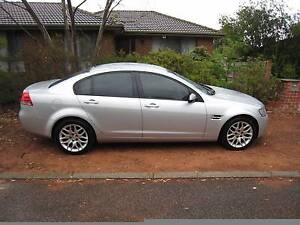 2008 Holden Commodore 60th Anniversary VE Auto MY09.5 - 87665 kms Chisholm Tuggeranong Preview