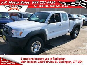 2013 Toyota Tacoma Automatic, Extended Cab, 4x4, 103, 000km