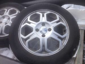Selling Mag Wheels Ford Focus