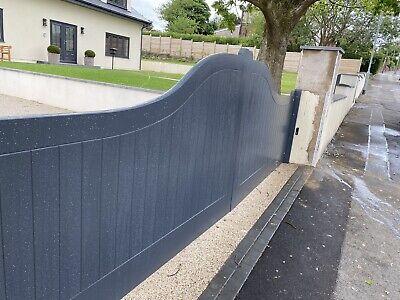Solid Sapele Made Gate