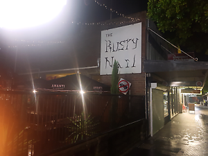the rusty nail @ the entrance fully licenced 200 seats The Entrance Wyong Area Preview