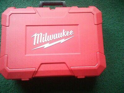Milwaukee 2621-22 SAWZALL M18 Cordless Recip Saw Kit Case*(Case Only) *