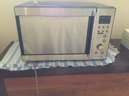 Smeg microwave for sale Mosman Mosman Area Preview