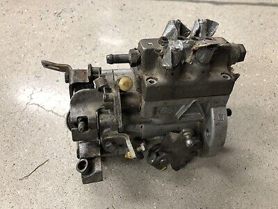 BMW 2002tii Kugelfisher Fuel Injection Pump & Warm Up Regulator Dated 1971