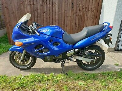 Suzuki GSX600F spares or repair