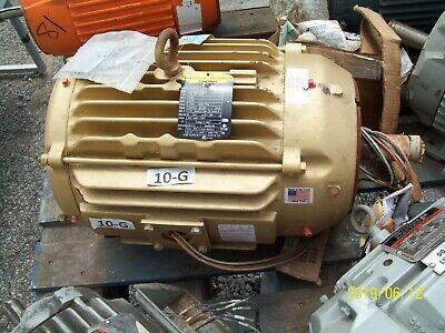 Baldor 20 Hp Air Over Electric Motor 1765 Rpm 1800 Fpm 603618-5673