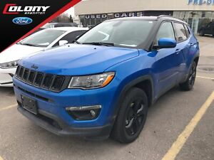 2018 Jeep Compass North | Heated Seats/Steering Wheel | Remote S