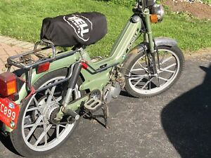 1977 Puch Maxi - Vintage Moped - New Price