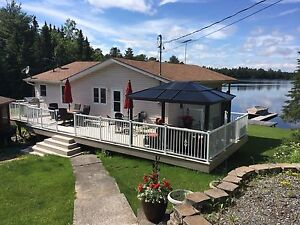 Cottage in French River / West Arm district of Northern Ontario