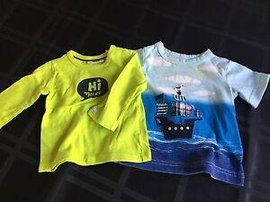 2 T-shirt MEXX et baby koala