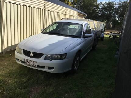 2003 Holden one tonne ute
