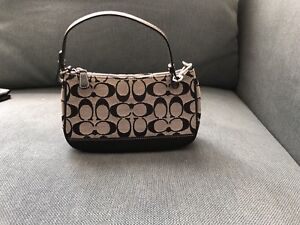 Small Coach Purse - Genuine