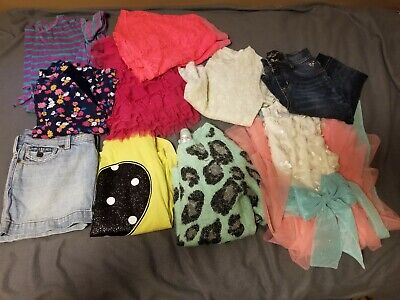 Lot Of Girls Clothes Size 14; Justice, Arizona,  And Abercrombie