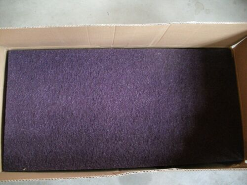 "3M Scotch Brite Purple Diamond Floor Pad Plus 14"" Inch X 28"" Inch XE-0060-0177-2"