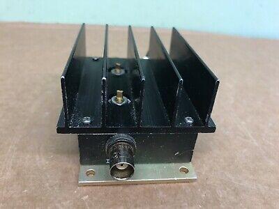 Mini Circuits Zhl-1a-bnc  2-500mhz 24.5v 28db Min Gain Medium Power Amplifier