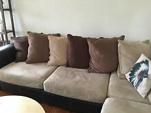 5 seater corner lounge with chaise Revesby Heights Bankstown Area Preview