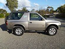 Holden Frontera Sport Wagon, High & Low Range 4x4, Registered Hillbank Playford Area Preview