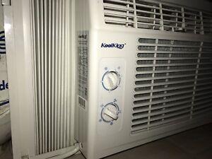 KoolKing 5000BTU Air Conditioner good condition, (negotiable)