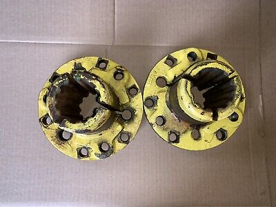 John Deere Styled B Bolt In Rear Hub Set For Cast Wheels Bn Bw