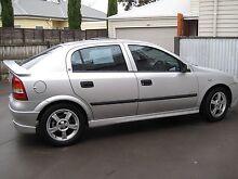 2002 Holden Astra Hatchback Mornington Mornington Peninsula Preview