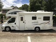Fiat Ducato Motorhome  Andrews Farm Playford Area Preview
