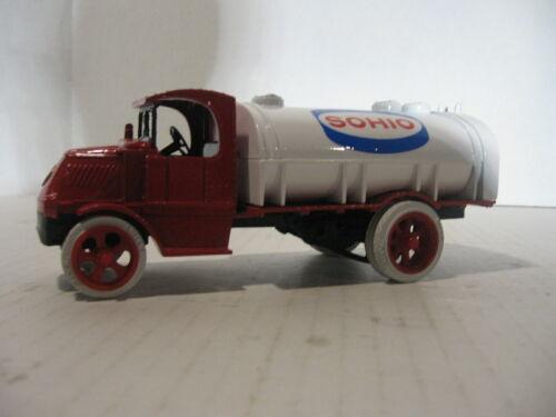 ERTL 1926 Mack Bull Dog SOHIO Gas Tanker - RARE