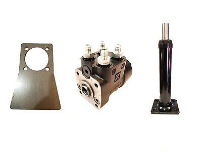 15.26ci-250ml Orbital Steering Control Valve Hydraulic Steering With 9 Column