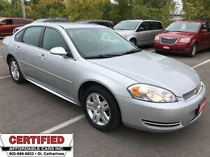 2012 Chevrolet Impala LT **START, BLUETOOTH, DUAL CLIMATE **