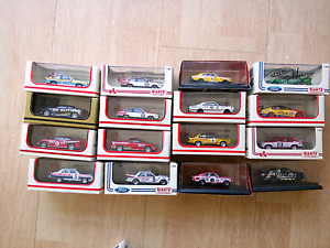 Biante minicars, Peter Brock,  Dick Johnson 1/64 scale Walkley Heights Salisbury Area Preview