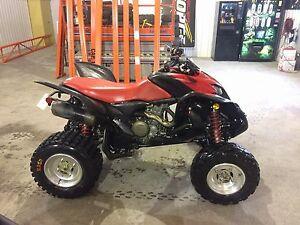 2008 Honda TRX 700