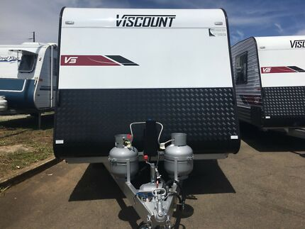 * * Brand NEW * * 21' VIscount V3.2 Club Lounge Caravan & Ensuite North St Marys Penrith Area Preview