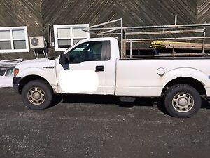 2010 Ford F1 50 4 x 4
