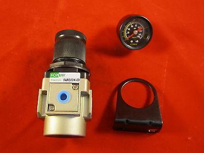 Air Filter Regulator Lubricator Pressure Regulator Far300n-03 38- Frl Smc