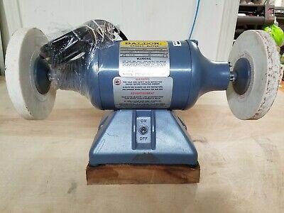 Baldor Buffer Grinder 14 Hp 115 Volt 60 Hz 2.8 Amp 1800 Rpm