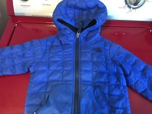 The North Face Size 3T Winter Coat.