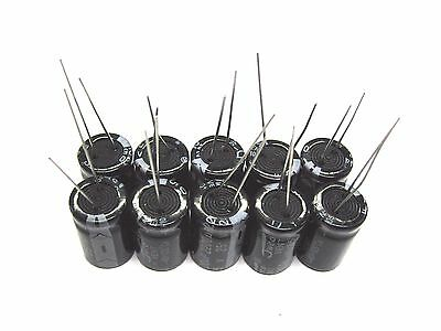 2200uf 25v 10x Electrolytic Capacitors 25v 2200uf Volume 13x21mm