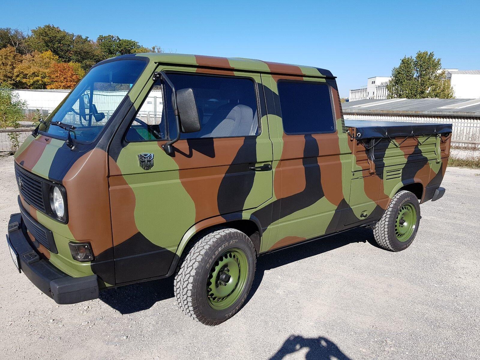 VW Bus T3 Doka -kein Syncro-